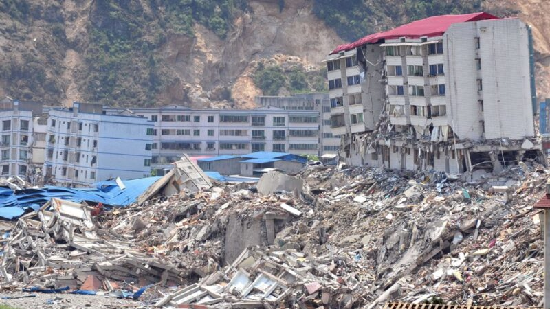 异象:一周内发生14起地震 中国将有巨变?