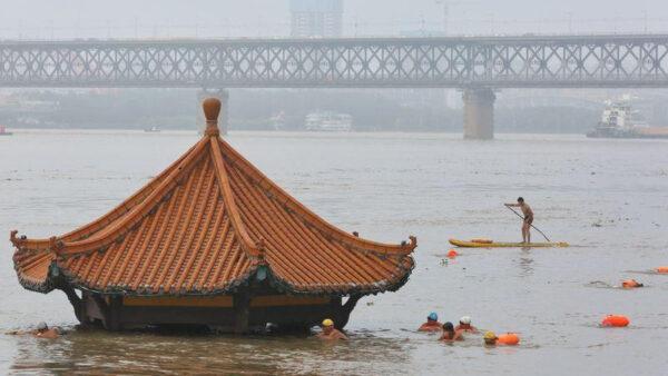 中共当局警告:淮河水系也将出现洪水