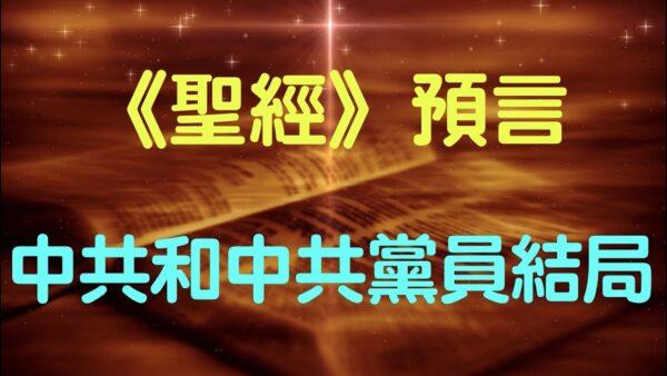【脑洞vs黑洞】《圣经》预言中共和中共党员结局(19集)