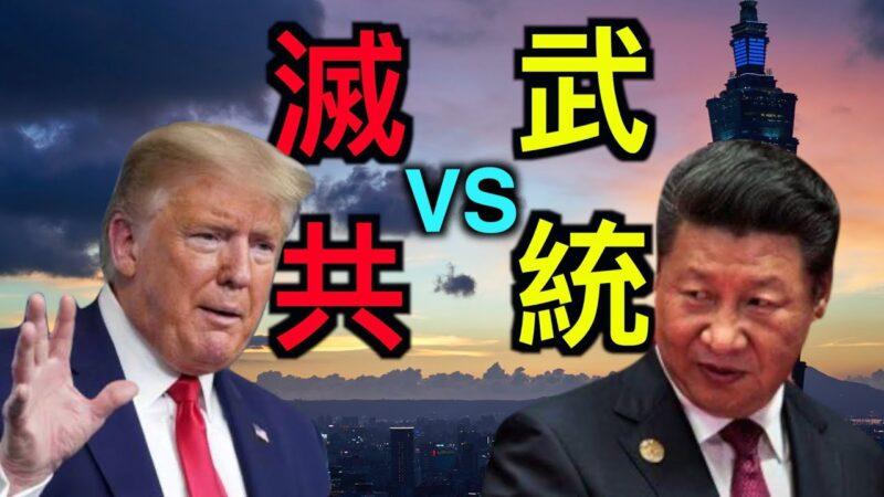 """【德传媒】闫丽梦没消失,川普两张王牌在手,中共会铤而走险""""武统台湾""""吗?"""