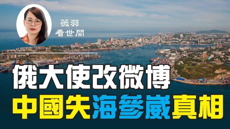 【薇羽看世間】胡錫進幫腔俄羅斯?背後牽扯中國失去某港口的真相