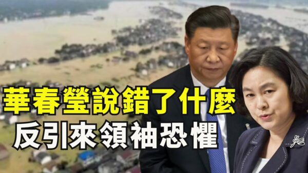 【江峰時刻】華春瑩說錯了什麼?反引來「領袖」的恐懼