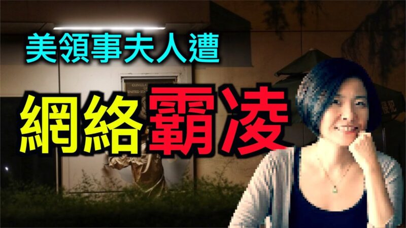 【德传媒】台湾女星遭大陆水军网络霸凌皆因她是美国驻成都领事夫人!