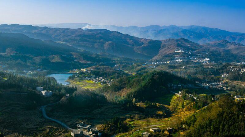 贵州山谷怪叫声非鸟鸣 古籍解迷
