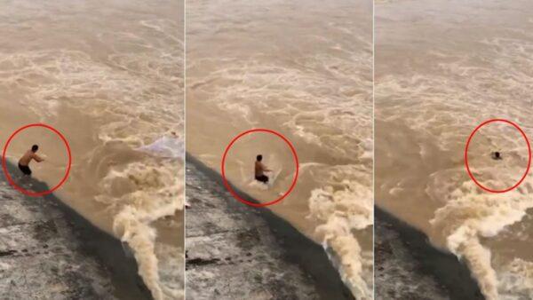 宋征時:三峽潰壩前湖南各地逃生自救路線圖