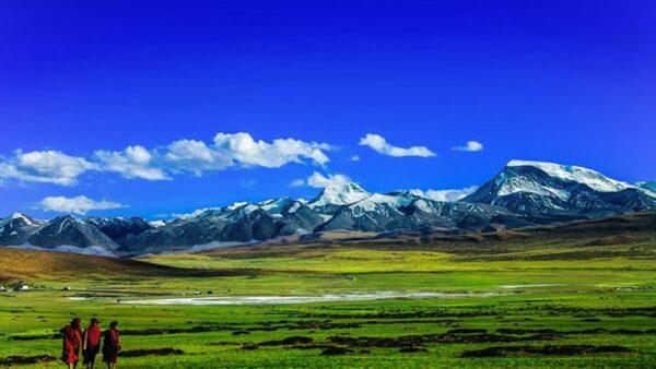 中國西藏一日5震 最高震級達6.6