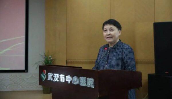 """李文亮上司被免职却待遇不变 被指""""保护性位移"""""""