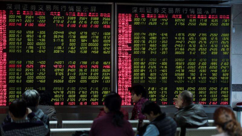 借錢炒股 中國家庭負債佔GDP比升至近60%