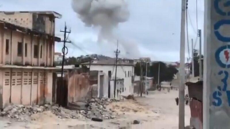 高档饭店遭恐攻挟人质 索马利亚酿15死200人获救