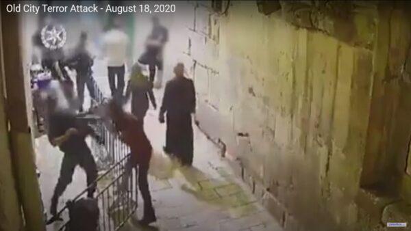 耶路撒冷舊城發生持刀刺警 犯嫌當場遭撃斃