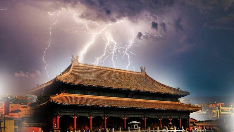 中国历史上唯一一个被雷劈死的帝王