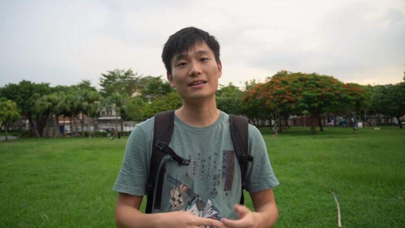 住了「不想走」!中國網紅盛讚台灣最自由(視頻)