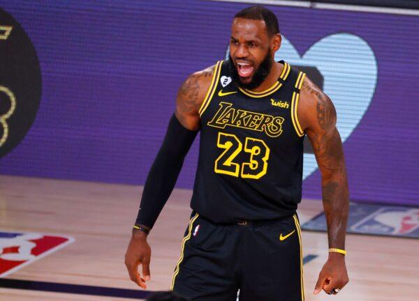 NBA罢赛挺非裔?詹皇改口打完本季对球员最好