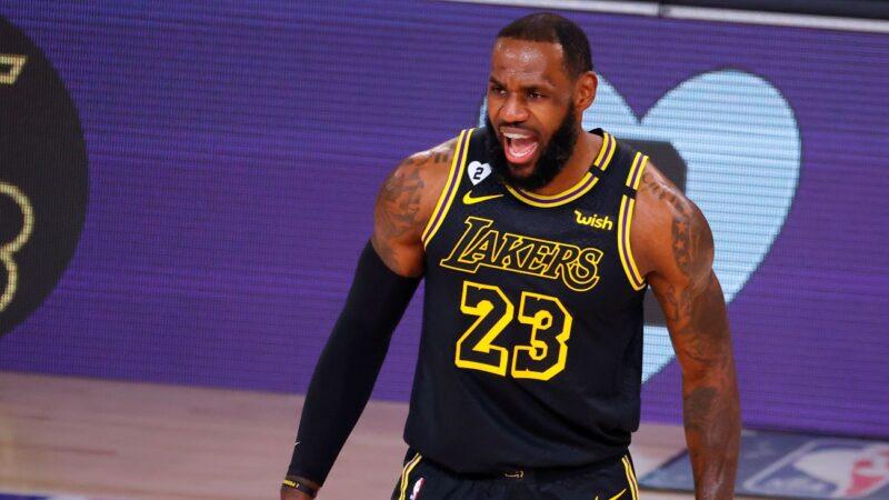 NBA罷賽挺非裔?詹皇改口打完本季對球員最好