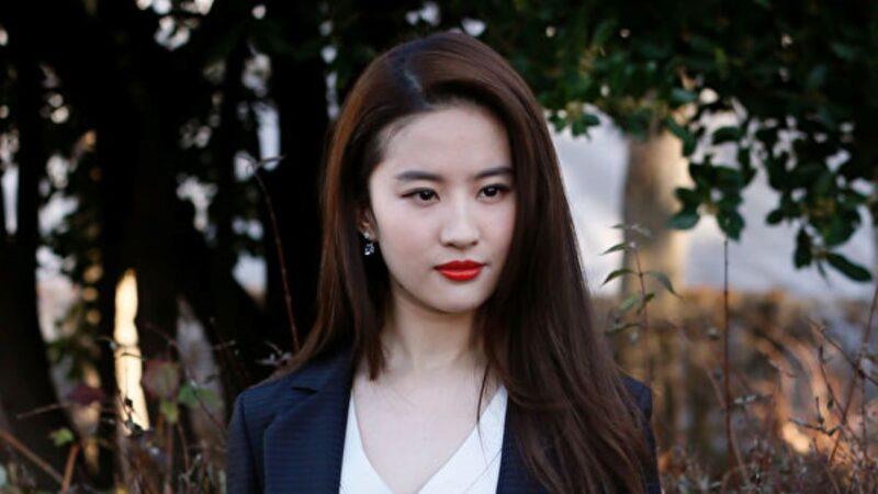 福布斯中国名人榜出炉美籍刘亦菲入选遭质疑