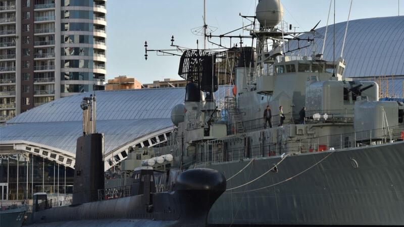 中共间谍涉嫌威胁海军项目 澳吁关闭驻阿德莱德中领馆
