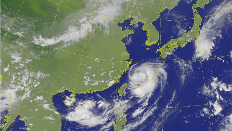 颱風遇到台灣就轉彎?專家:掃到「颱風尾」影響加劇