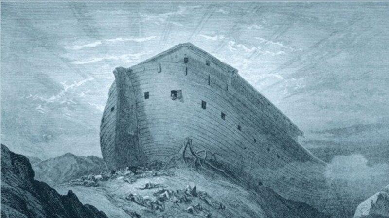 苏美尔传说:一场惊天动地的大洪水重塑了人间(图)