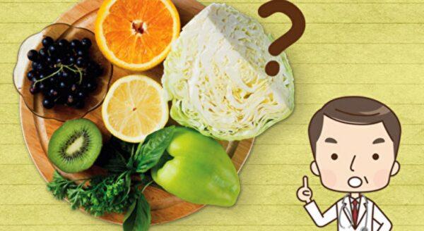 吃蔬果就能改善便秘?医师破解便秘6大迷思