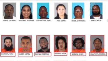 利用囚犯信息詐領失業金 灣區21人被捕