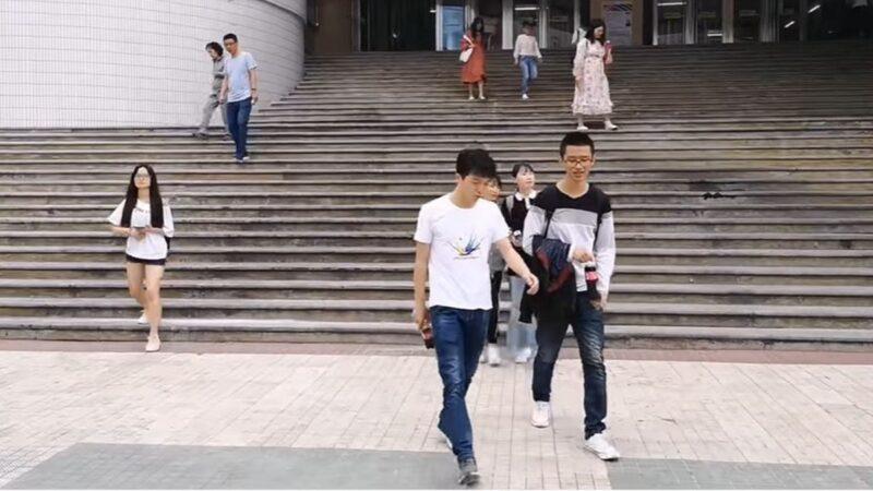 """黑龙江大学防疫出新招 学生""""十天洗一次澡"""""""