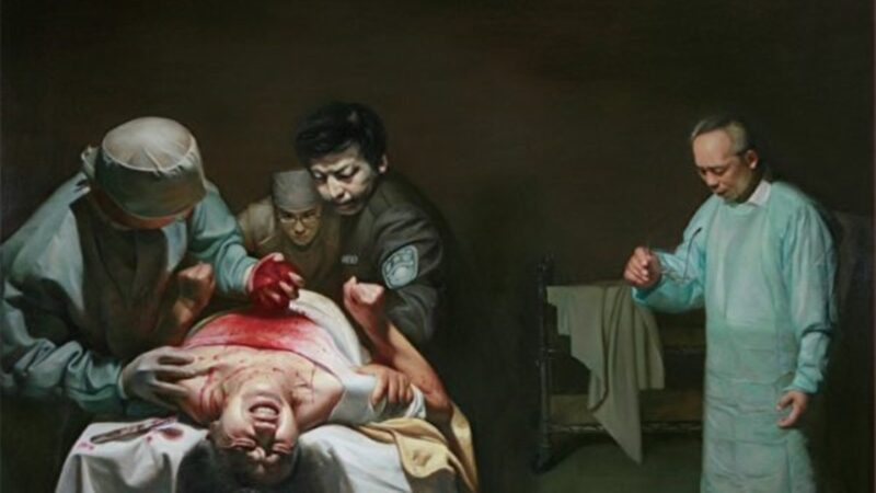 美媒《國家評論》:中共按需取器官 更多證據浮現