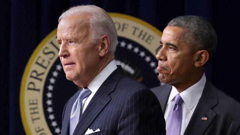 奧巴馬也不看好拜登:不要低估喬闖禍能力