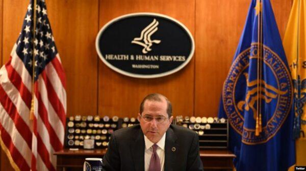 美卫生部长将访台 胡锡进一句话笑翻网友