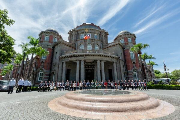 國家人權委員會揭牌 總統:台灣更靠近人權立國