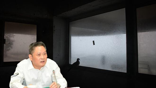 北戴河會議剛結束 上海副市長即落馬