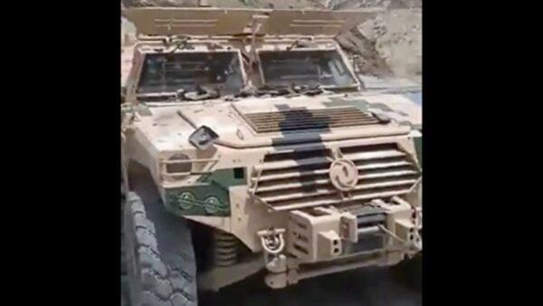 传中共军车造假上阵就被打穿 军工厂2虎落马