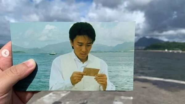 """奇招撑港片!影系大学生""""映游旧戏""""IG爆红"""