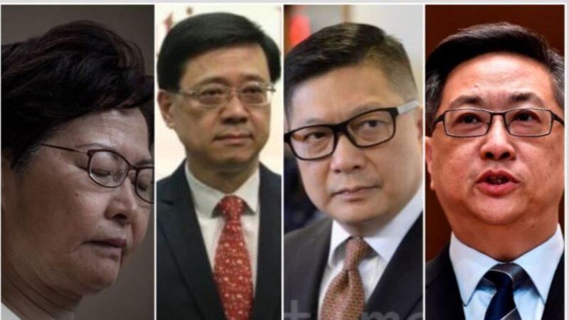 钟原:美制裁令中共官员炸锅 百姓轰动叫好