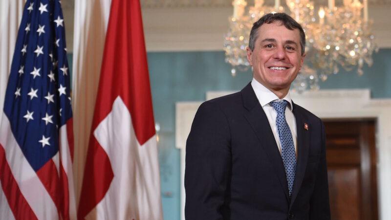 【禁聞】瑞士批中共迫害人權 德促成立「反共歐洲隊」