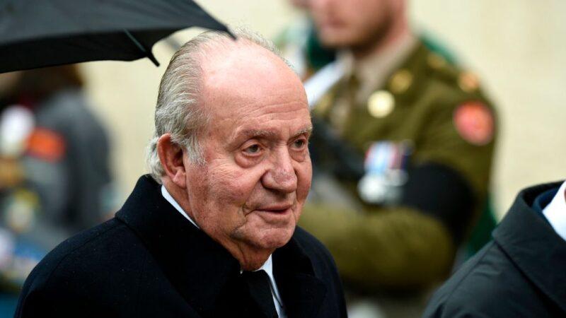 捲入收賄醜聞 西班牙前國王流亡海外