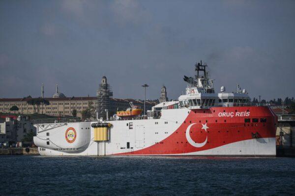东地中海能源探勘起摩擦 希腊土耳其生龃龉