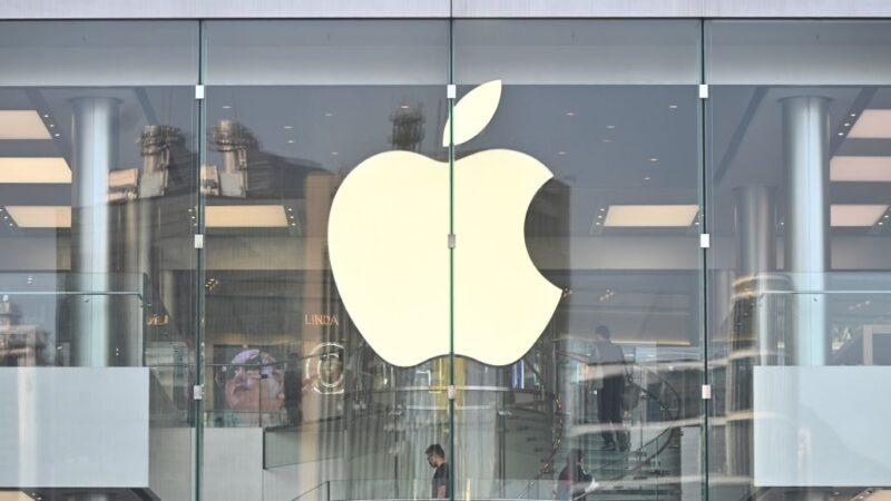 疫情封锁需求转强劲 苹果市值逼近2兆美元