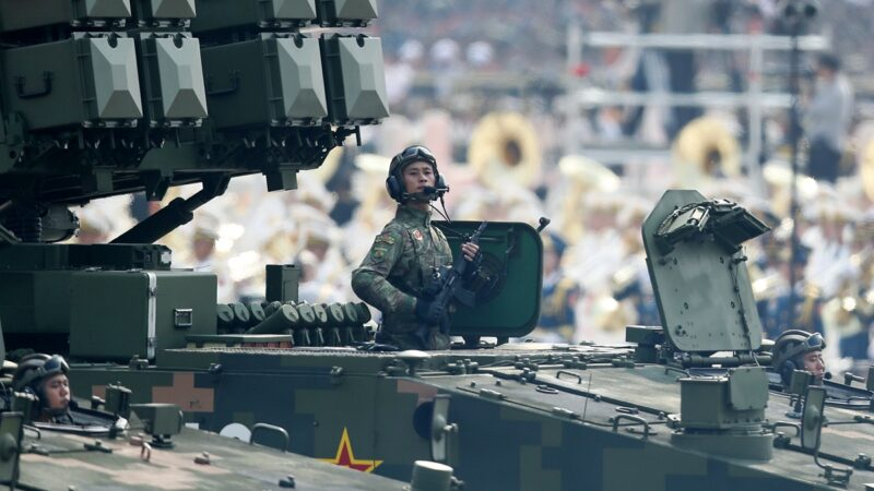 中印边境剑拔弩张 中共部署36架战机备战