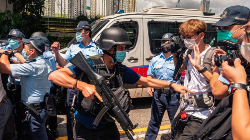 中共围堵新黄雀行动 12港抗争者偷渡台湾被截送中