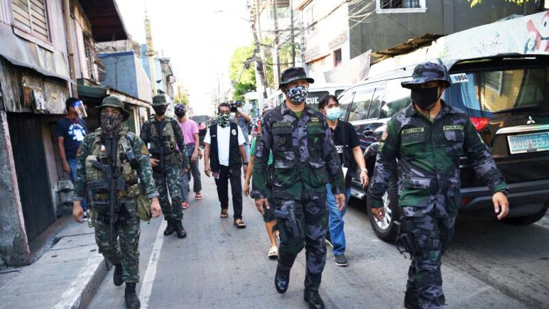 东南亚疫情不断 菲律宾新增近5000人确诊创纪录