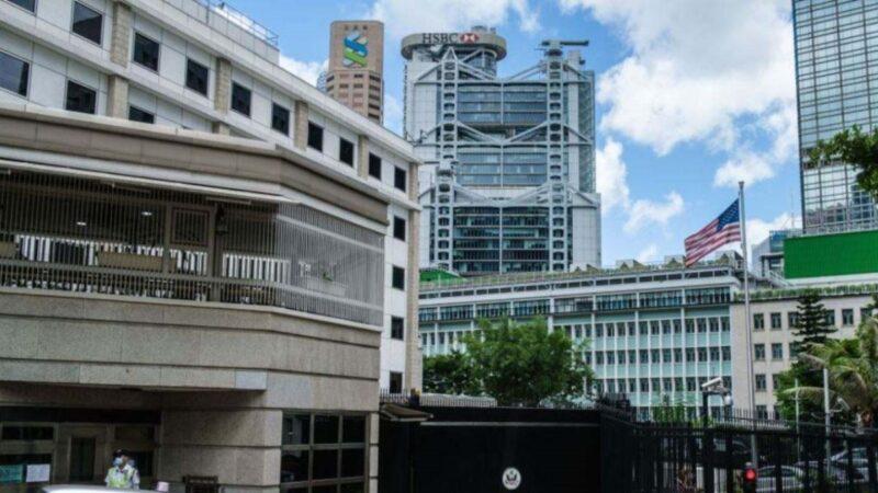嚴遵美國禁令 港各大銀行配合制裁政策引關注