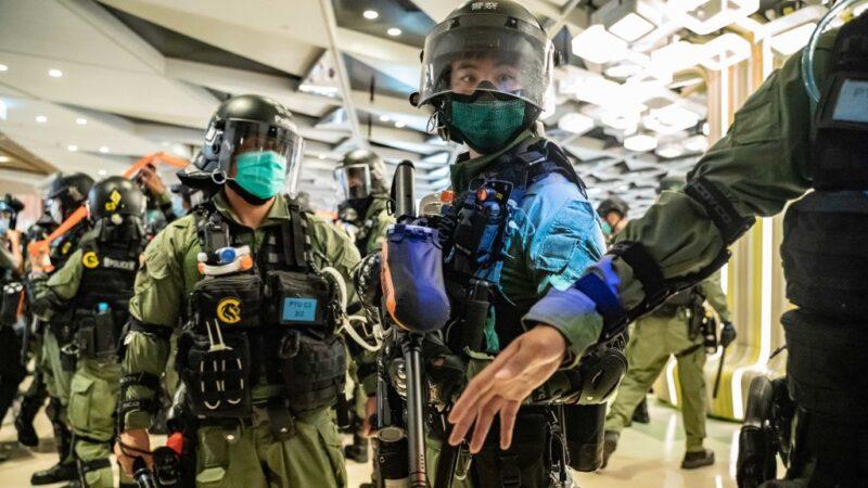 不满香港延后立法会选举 德国中止引渡协议