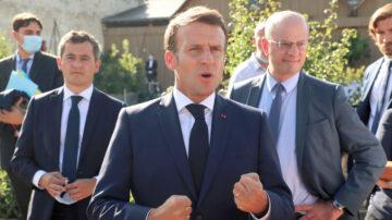 法國宣布中止批准與香港的引渡協議