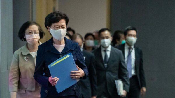 中港官员受制裁影响覆盖全球 付款购物皆受阻