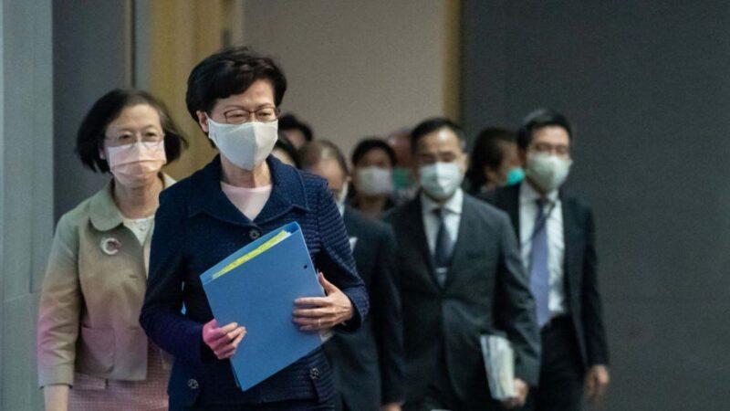 中港官員受制裁影響覆蓋全球 付款購物皆受阻