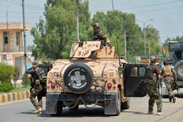 引爆汽车爆裂物 阿富汗监狱遇袭至少20死