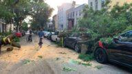 飓风重创皇后区 联合爱迪生:史上第二大停电