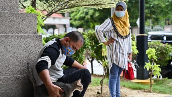 马来西亚惊现变异病毒 传染力快10倍