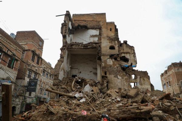 也门连月豪雨 列世界遗产老屋近5000栋漏水