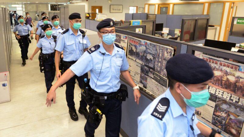 寒蝉效应?香港警队怕美国制裁 紧急转移上百亿资产